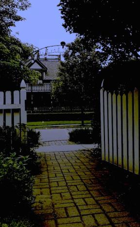 Garden Gate #2