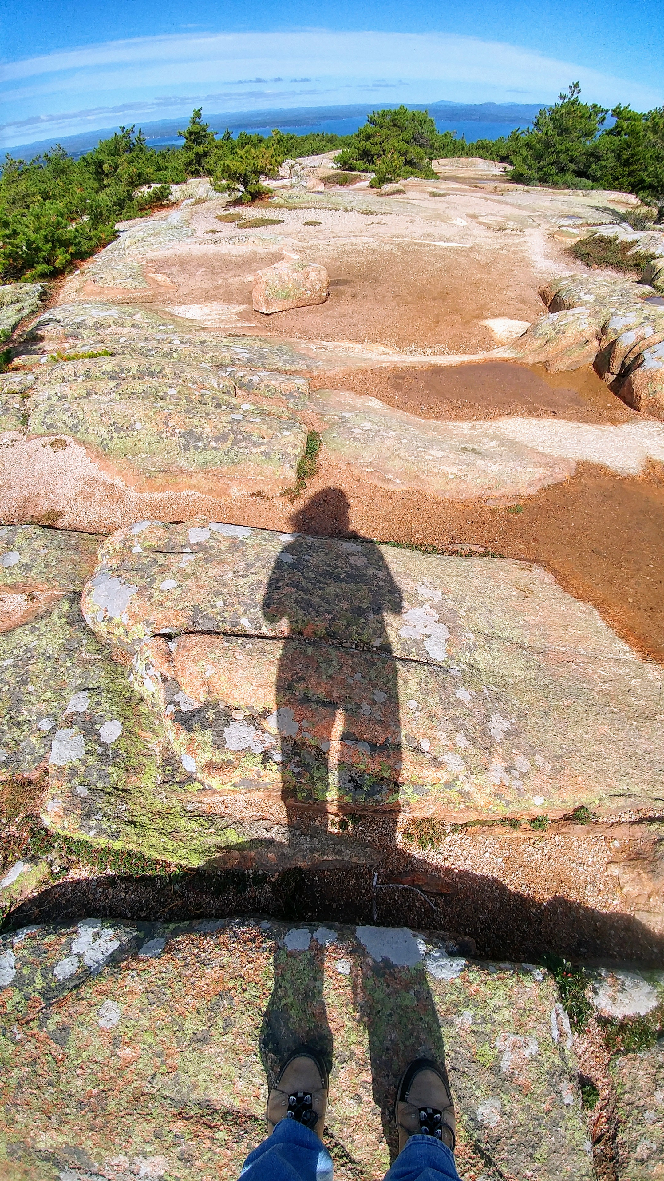 Self Portrait, shadow and pink granite.jpg